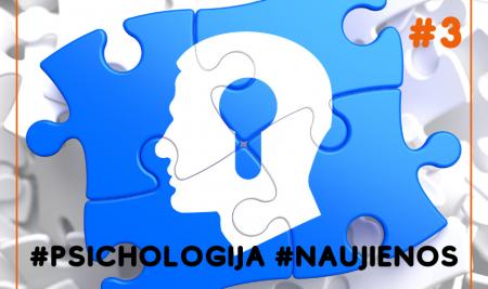 #3 Psichologijos mokslo įdomybės. Kas padeda sportuoti? Ir kaip ištrinti trauminius prisiminimus?