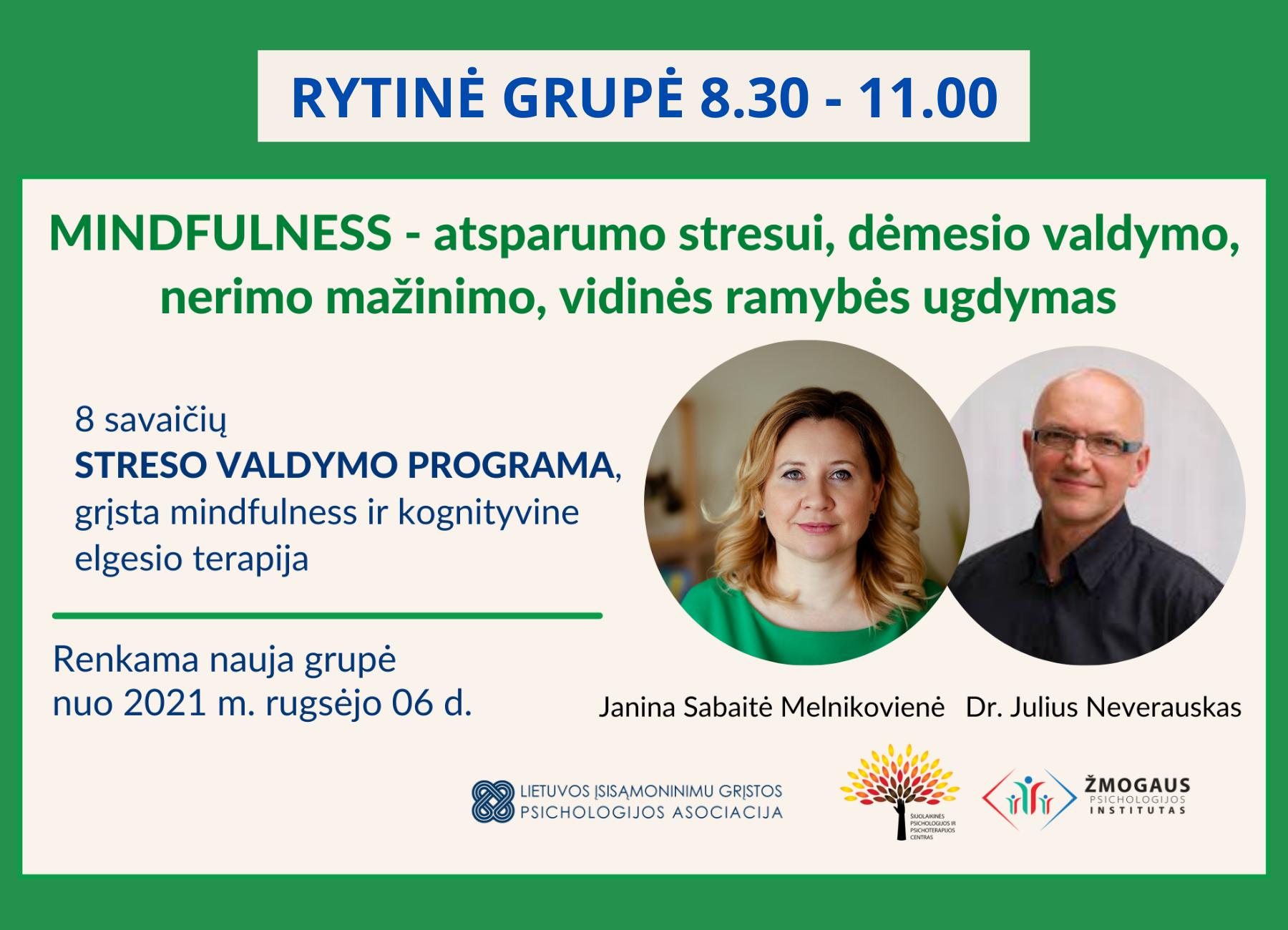 web-mindfulness Janinos grupe