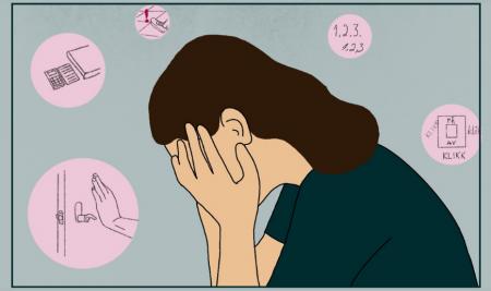 Kas yra obsesinis kompulsinis sutrikimas?